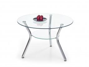 Becky - Konferenční stolek (bezbarvý)