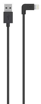 Belkin F8J147bt04-BLK MixIt 90° Lightning kabel, 1,2m, černý