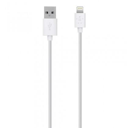 Belkin Synchronizační Lightning kabel 1.2m, bílý