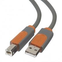 Belkin USB 2.0 kabel řada prémium CU1000CP09M, 0.9m