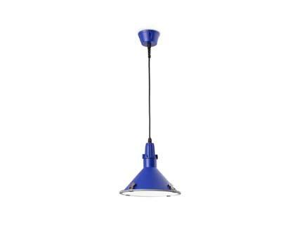 Bell - Závěsné svítidlo (modrá)