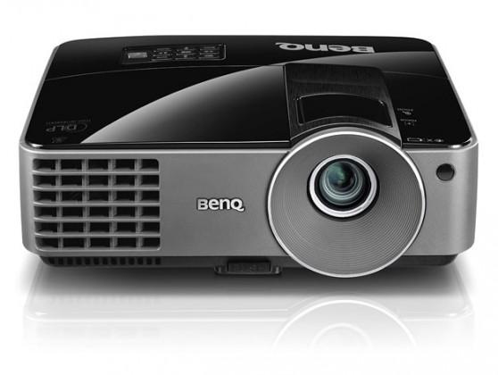 BenQ Dataprojektor MS500+ (SVGA,4000:1,2W speaker), 9H.J5277.13E