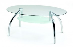 Berta - Konferenční stolek (sklo)