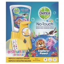 Bezdotykový dávkovač mýdla Dettol ZOO Kids, 250ml