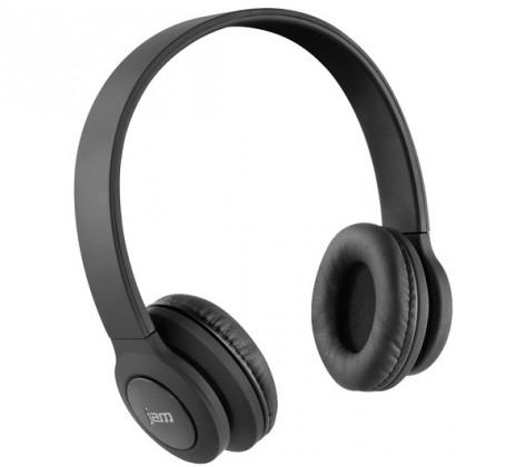Bezdrátová Jam Transit HX-HP420BK Bluetooth sluchátka s mikrofonem