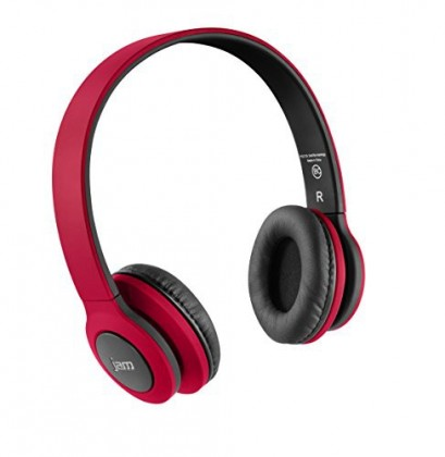 Bezdrátová Jam Transit HX-HP420RD Bluetooth sluchátka s mikrofonem