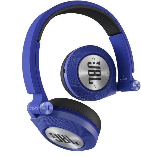 Bezdrátová JBL Synchros E40BT Blue