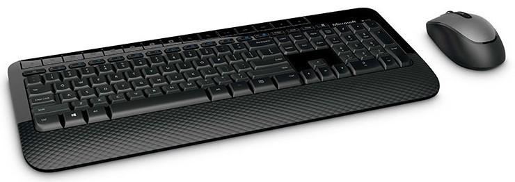 Bezdrátová klávesnice Microsoft Wireless Desktop 2000