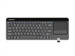 Bezdrátová klávesnice Natec Turbot (NKL-0968)