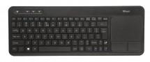 Bezdrátová klávesnice Trust Veza (21267)