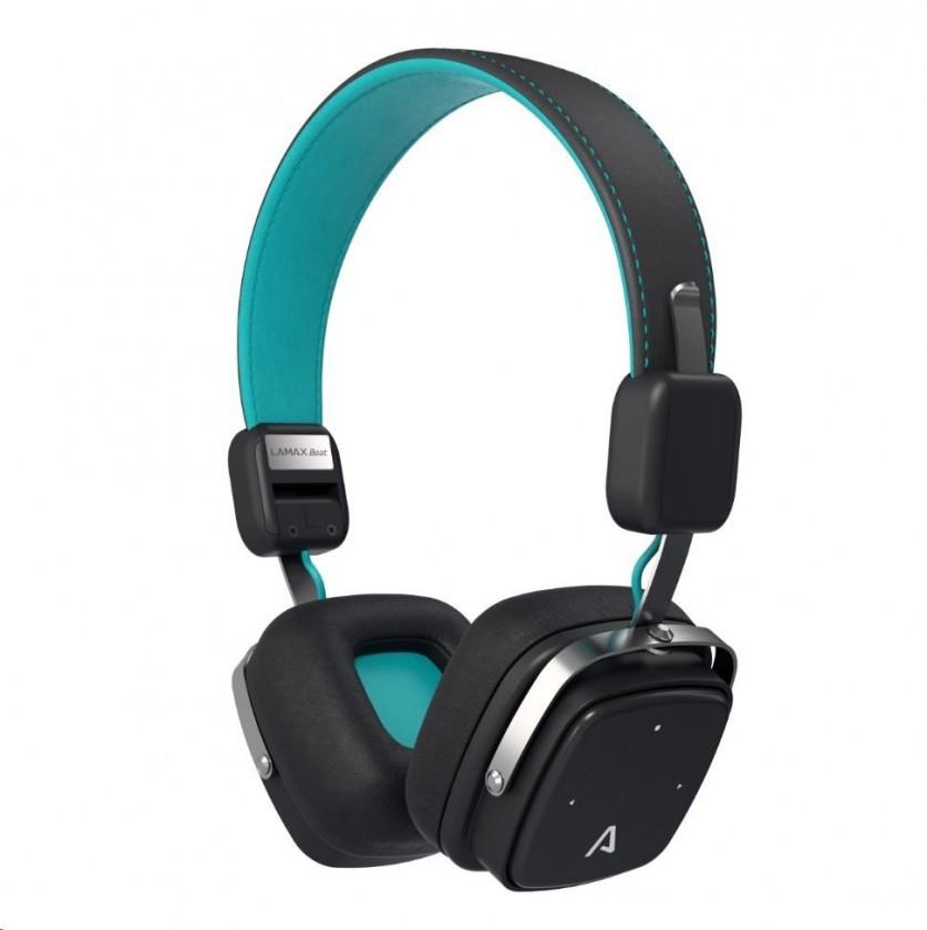 Bezdrátová Lamax Beat Elite E-1, modré
