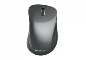 Bezdrátová myš Canyon MW-11B, 1200 dpi, černá