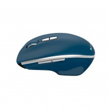 Bezdrátová myš Canyon MW-21BL, 1600 dpi, 7 tl, modrá
