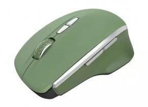Bezdrátová myš Canyon MW-21SM, 1600 dpi, 7 tl, special military + Zdarma podložka Olpran