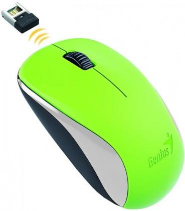 Bezdrátová myš Genius NX-7000, 1200 dpi, zelená