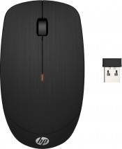 Bezdrátová myš HP X200, černá