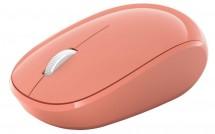Bezdrátová myš Microsoft Bluetooth Mouse, peach RJN-00042