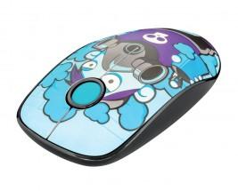 Bezdrátová myš Trust Sketch, modrá