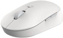 Bezdrátová myš Xiaomi Mi Dual Mode, tichá, bluetooth, bílá