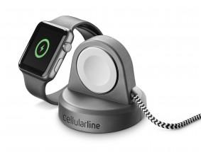 Bezdrátová nabíječka Cellularline Power Dock pro Apple Watch