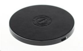 Bezdrátová nabíječka Remax 10W s QI, černá