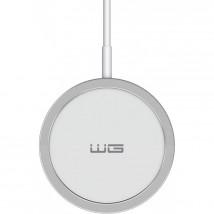 Bezdrátová nabíječka WG 15W, magnetická, pro iPhone 12 series