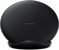Bezdrátová nabíječka Wireless Charging Stand s QI, černá
