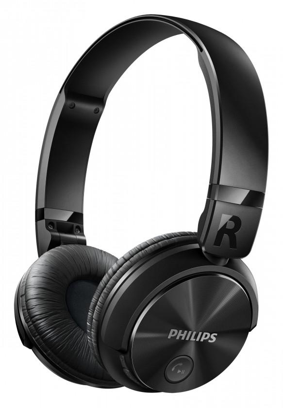 Bezdrátová Philips SHB3060BK černá (SHB3060BK/00)