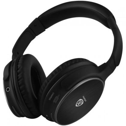 Bezdrátová Prestigio Bluetooth PBHS3BK s mikrofonem (PBHS3BK) černá