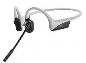 Bezdrátová sluchátka AfterShokz OpenComm, šedá