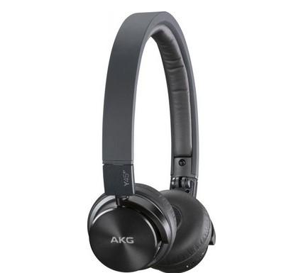 Bezdrátová sluchátka AKG Y45BT černý