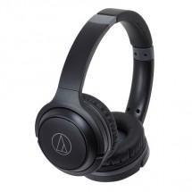 Bezdrátová sluchátka Audio-Technica ATH-S200BTBK, černá
