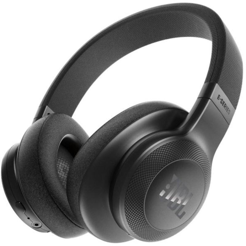 Bezdrátová sluchátka Bezdrátová sluchátka JBL E55BT černá