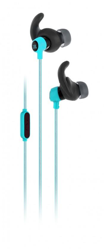 Bezdrátová sluchátka Bezdrátová sluchátka JBL Reflect Mini tyrkysová