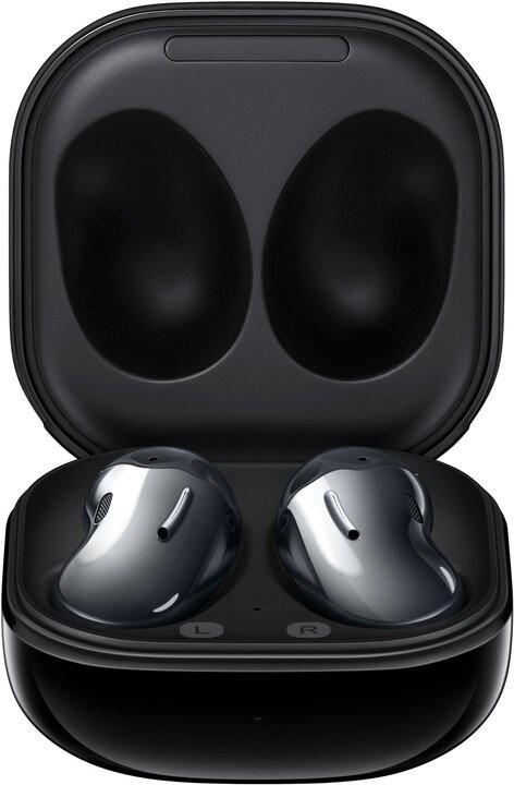 Bezdrátová sluchátka Bezdrátová sluchátka Samsung Galaxy Buds Live, černá