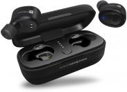 Bezdrátová sluchátka Connect IT CEP-9100-BK, černé