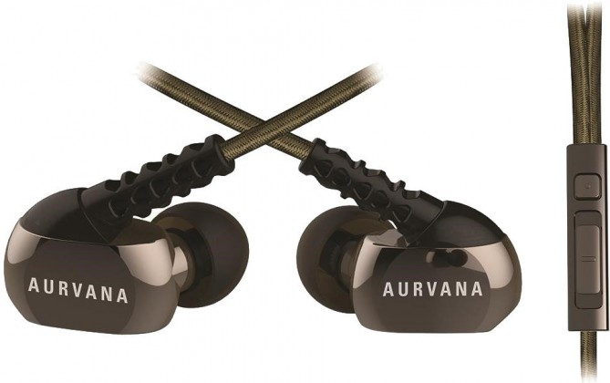 Bezdrátová sluchátka Creative Aurvana In-Ear 3 Plus