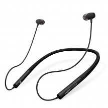Bezdrátová sluchátka ENERGY Earphones Neckband 3, černá