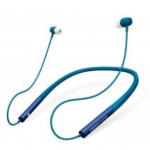 Bezdrátová sluchátka ENERGY Earphones Neckband 3, modrá