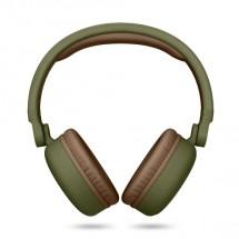 Bezdrátová sluchátka ENERGY Headphones 2 Bluetooth, zelená