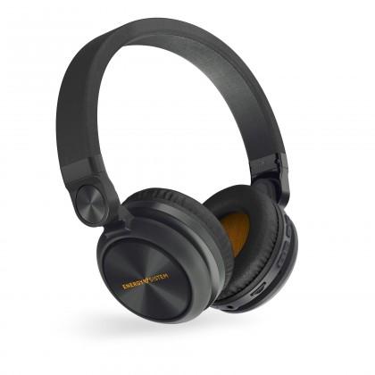 Bezdrátová sluchátka ENERGY Headphones BT Urban 2 Radio Graphite