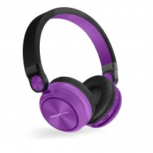 Bezdrátová sluchátka ENERGY Headphones BT Urban 2 Radio Violet