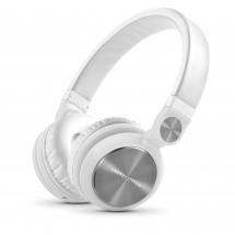 Bezdrátová sluchátka ENERGY Headphones DJ2 White Mic