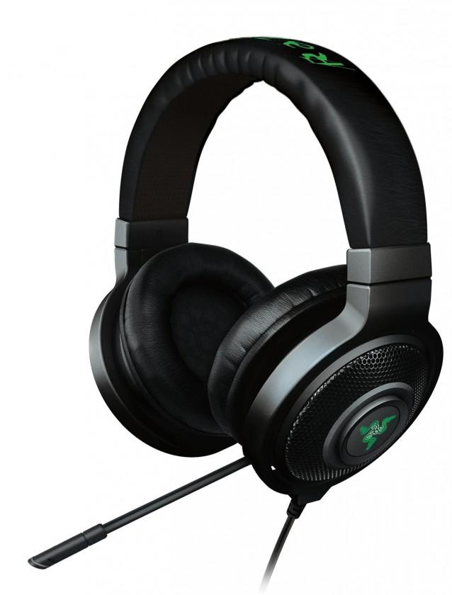 Bezdrátová sluchátka Gaming headset Razer Kraken 7.1 Chroma