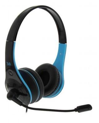 Bezdrátová sluchátka Headset sluchátka TNB CSMUDOTBL