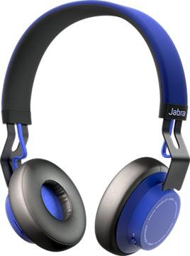 Bezdrátová sluchátka Jabra MOVE Bluetooth stereo sluchátka s HF, Blue BLUHFPJMOVEBL