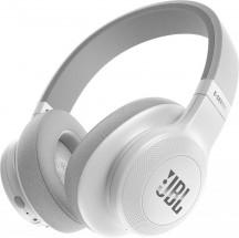 Bezdrátová sluchátka JBL E55BT bílá