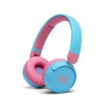 Bezdrátová sluchátka JBL JR310BT, modrá