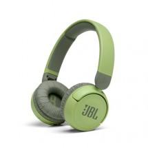 Bezdrátová sluchátka JBL JR310BT, zelená