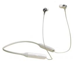 Bezdrátová sluchátka JBL Live220BT, bílá